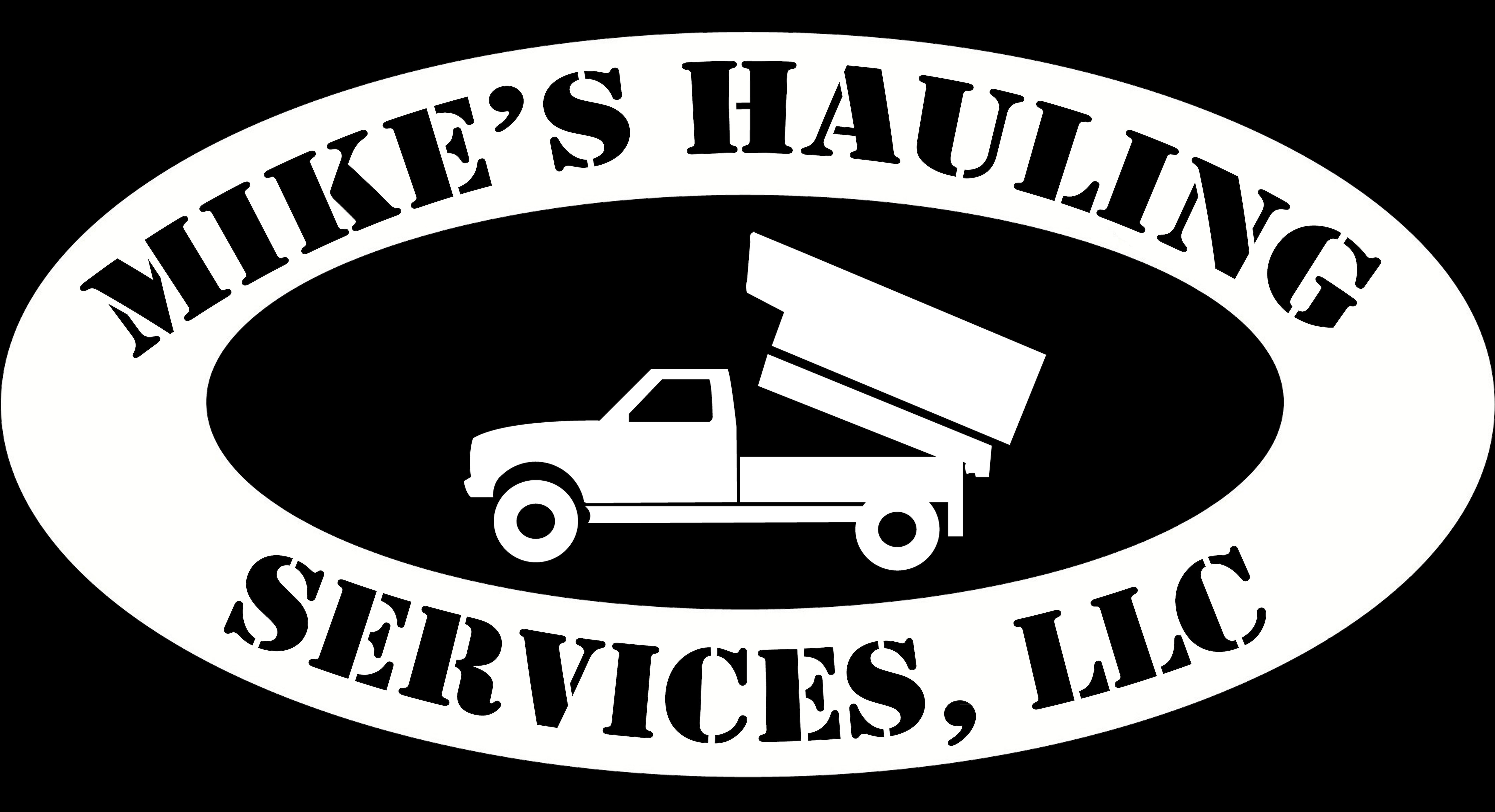 Mike's Hauling Services - (440) 371-3319 logo