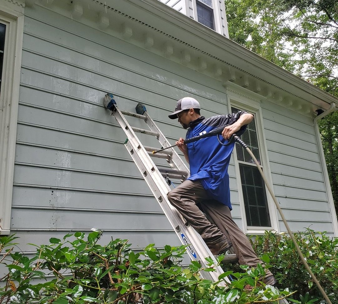 Siding Replacement and Exterior House Painting