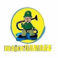 Major Damage logo