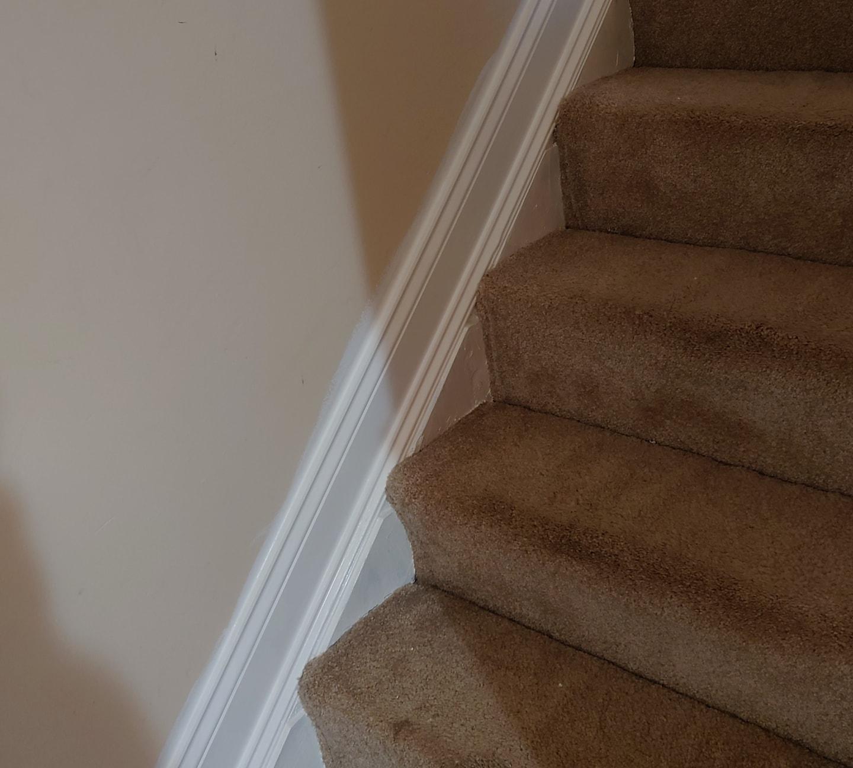 Stair case trim
