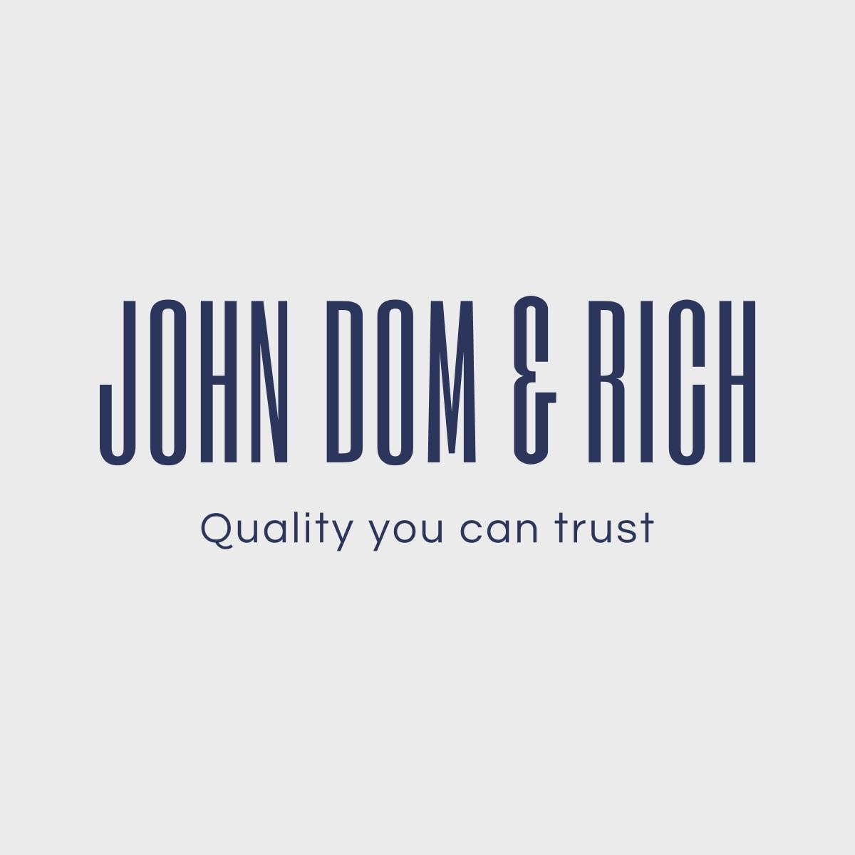 John Dom & Rich  logo