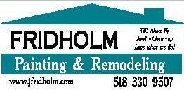 Fridholm Painting logo