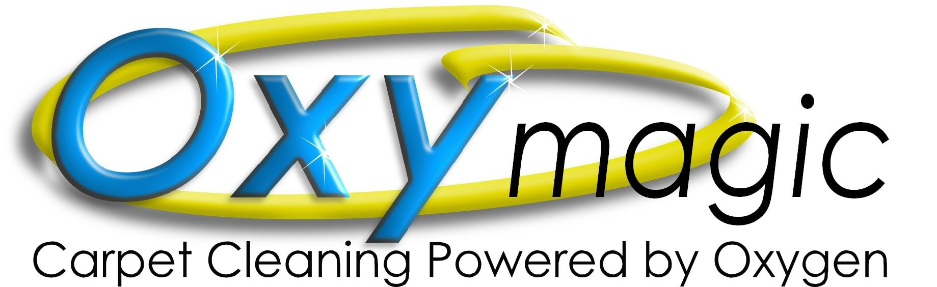 Oxymagic Carpet Cleaning The Greener Carpet Cleaner logo