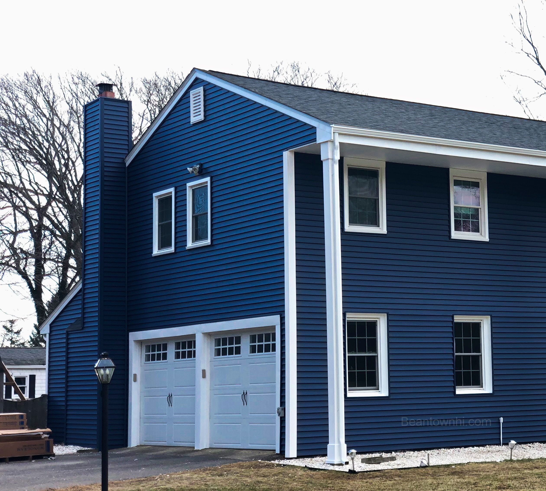 Marshfield Exterior Rehab: Roof, Doors, Slider, Deck & Siding