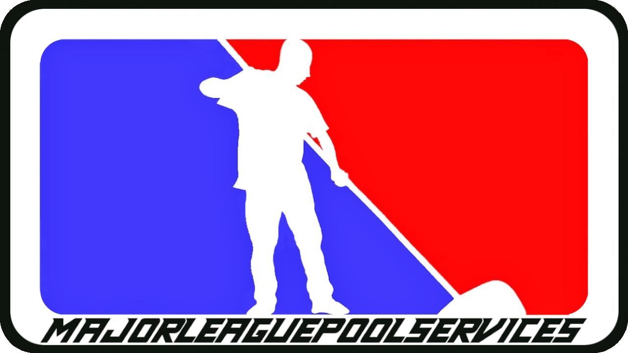 Major League Pool Services logo