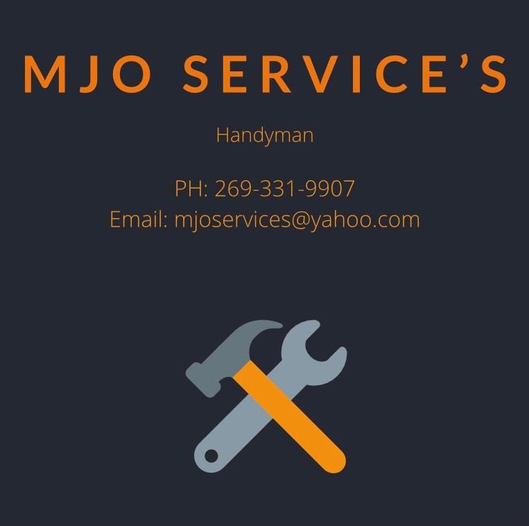 MJO Services LLC  logo