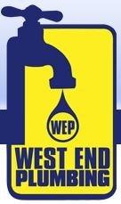 West End Plumbing logo