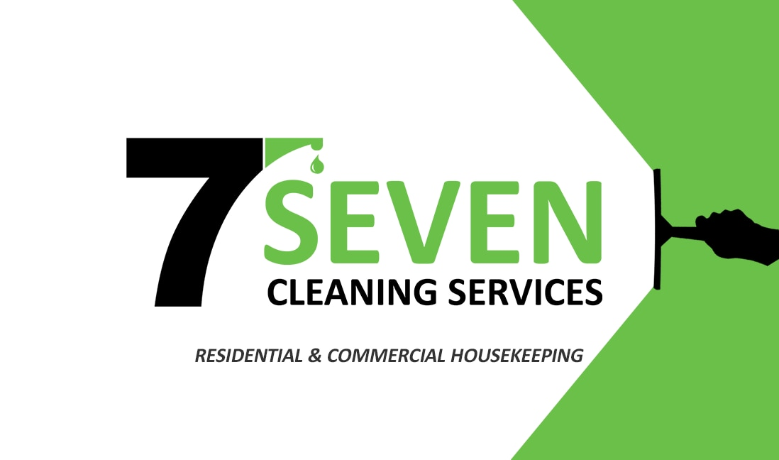 7 Seven Cleaning Services logo