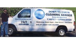 Down to Earth Cleaning Services logo