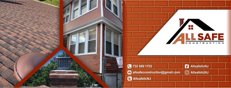 All-Safe Roofers logo