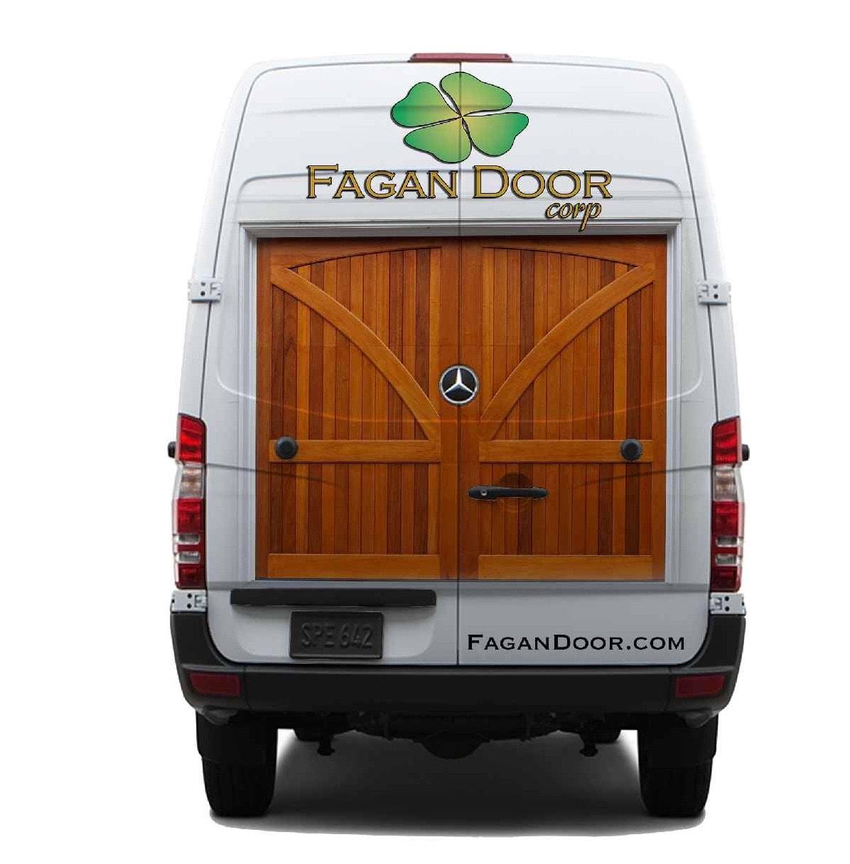 Fagan Door Corp logo