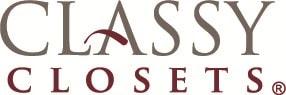 Classy Closets logo