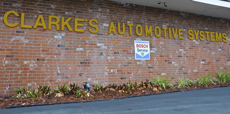 Clarke Automotive Systems logo