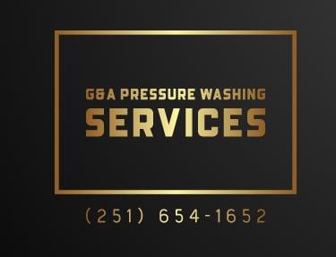 G&A Pressure Washing Services  logo