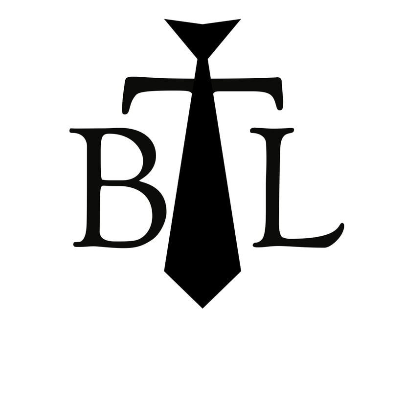 Black Tie Landscaping logo