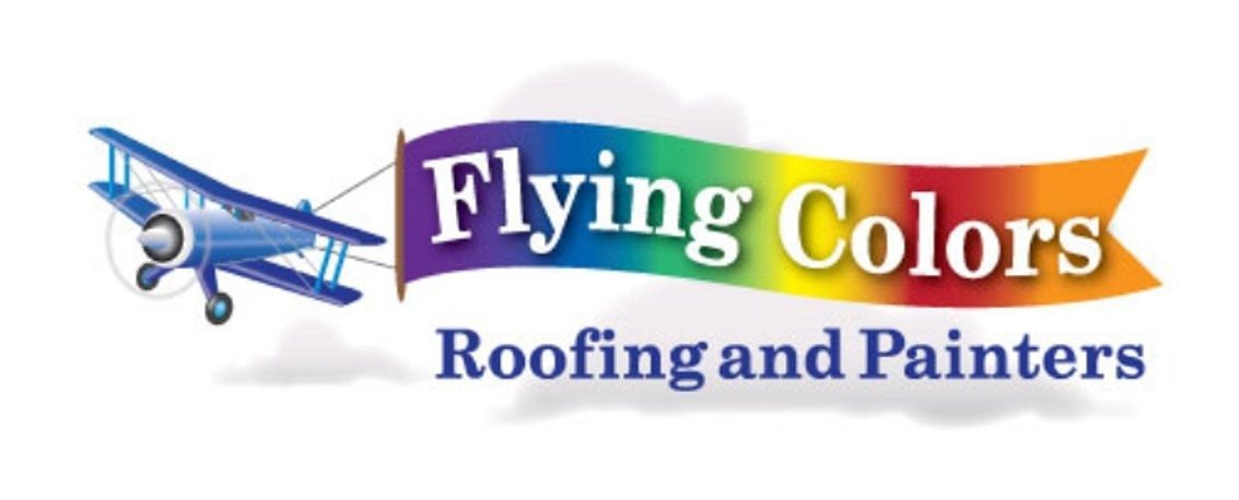 Flying Colors Roofing and Painters logo