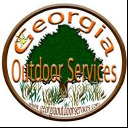 Georgia Outdoor Services & Junk Hauling logo