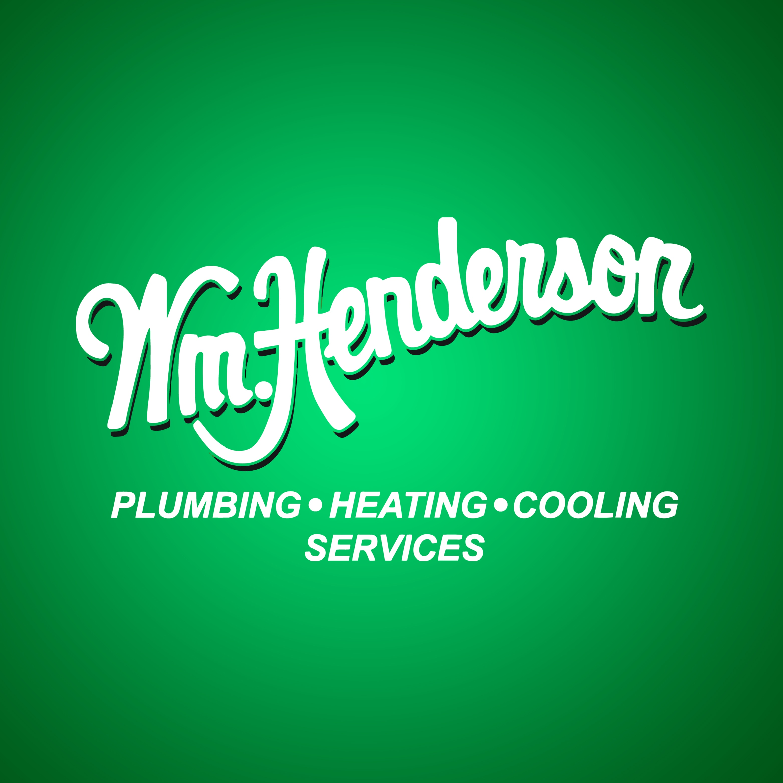 Wm. Henderson Plumbing, Heating & Cooling Inc.  logo