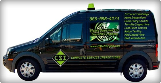 CSI Home and Commercial Services logo