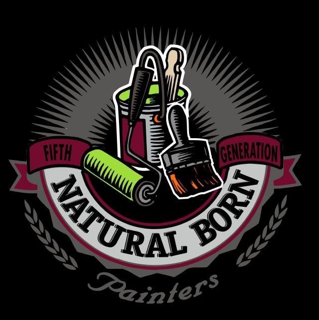 Natural Born Painters Inc logo
