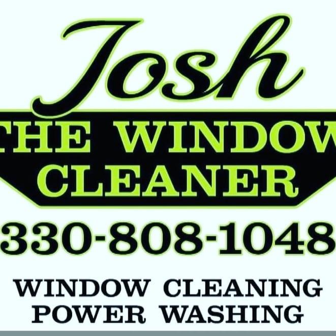 Josh the Window Cleaner logo