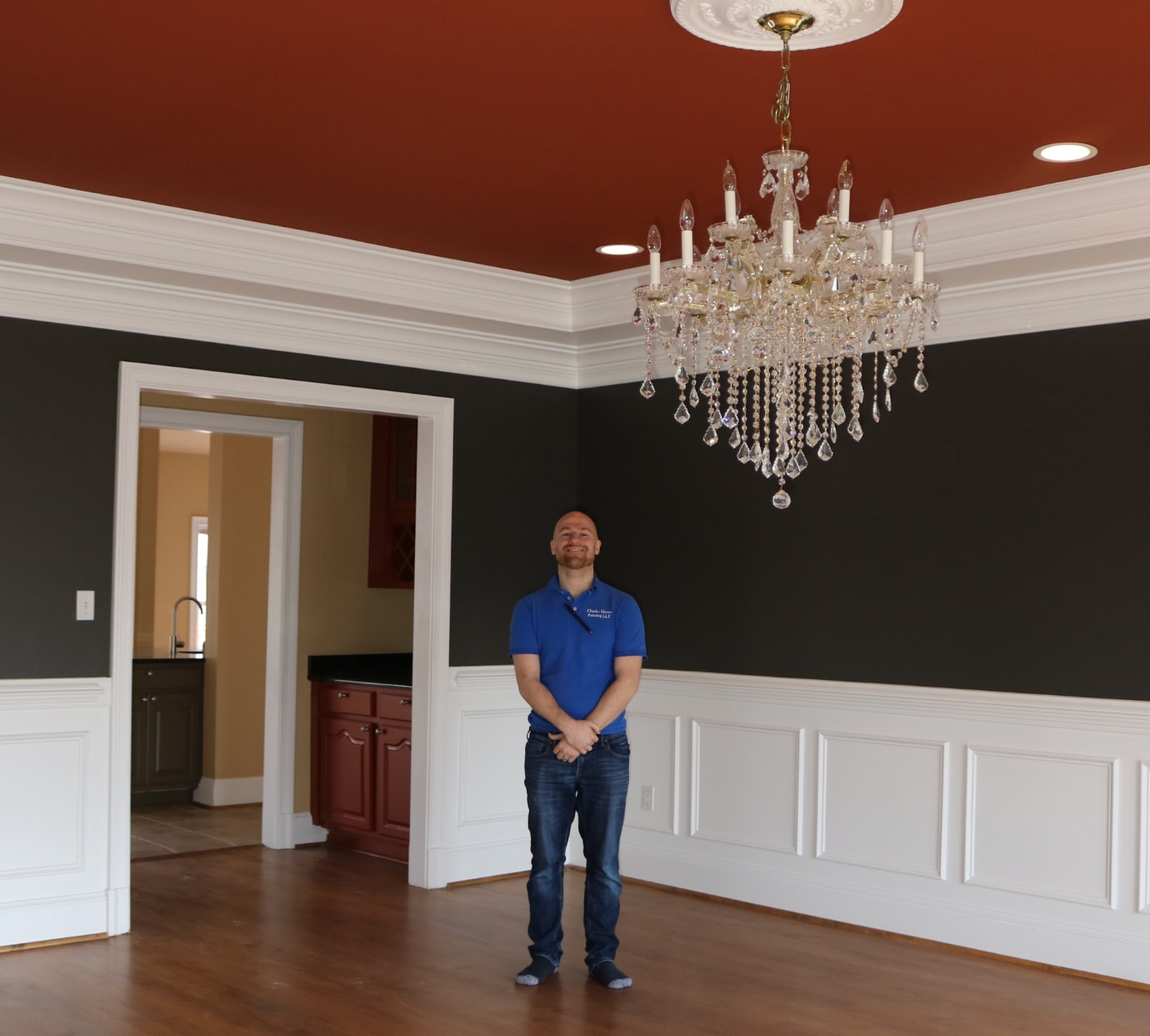 Great Falls Virginia Full House Painting and Carpentry