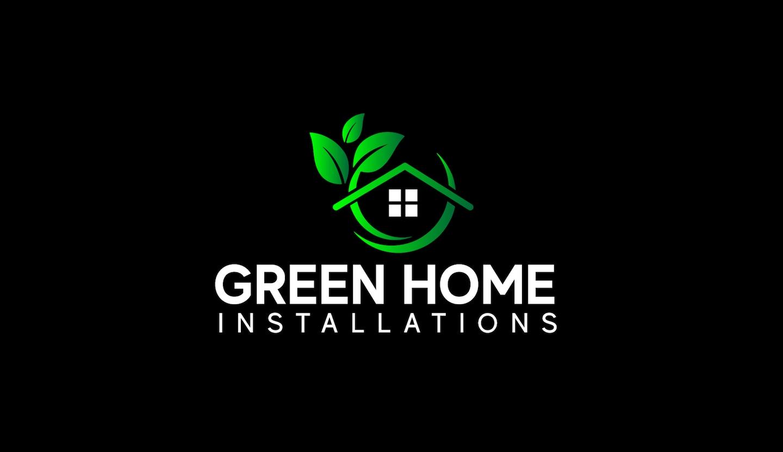 Green Home Installations logo