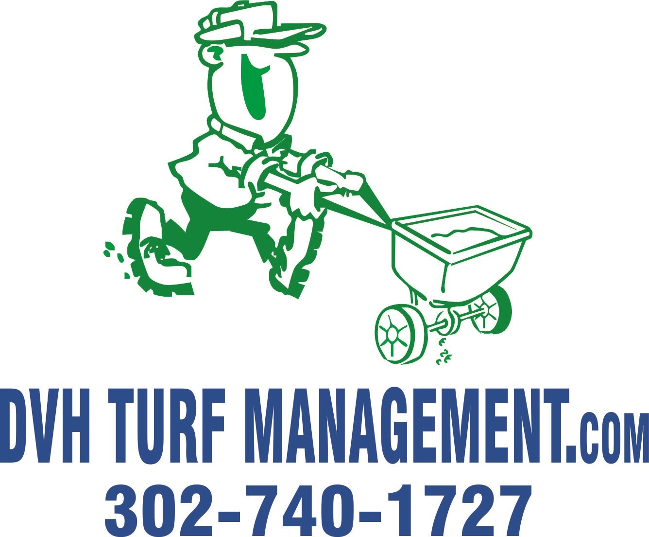 DVH Turf Management logo