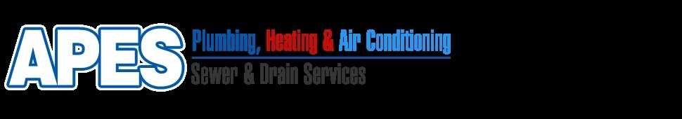 Apes Plumbing Heating AC and Sewer Services logo