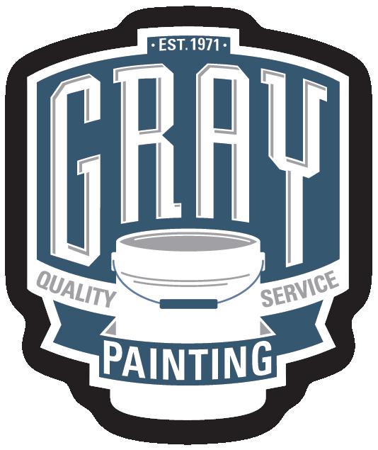Gray Painting logo
