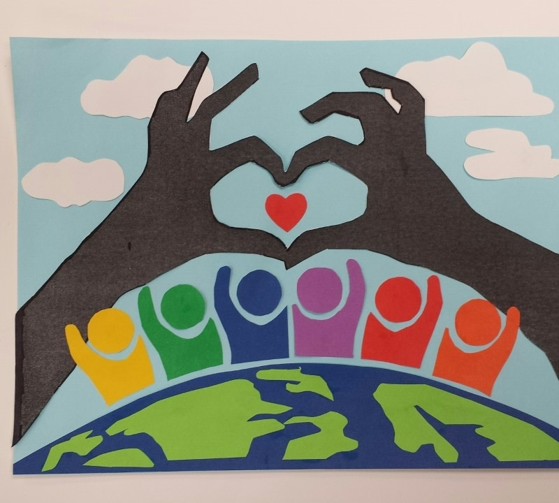 Catonsville Middle School Mural Project