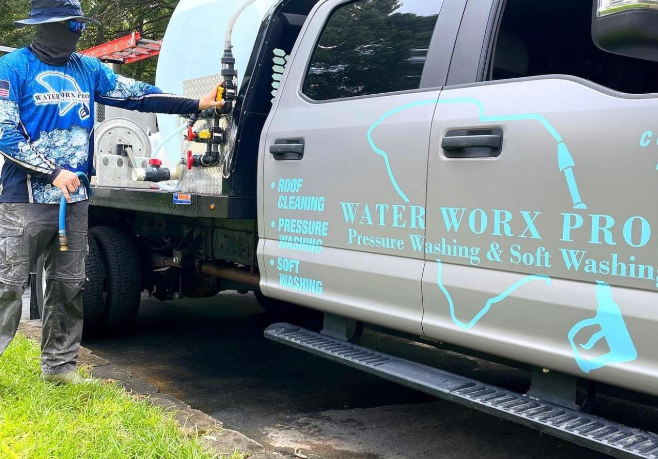 Water Worx Pros logo
