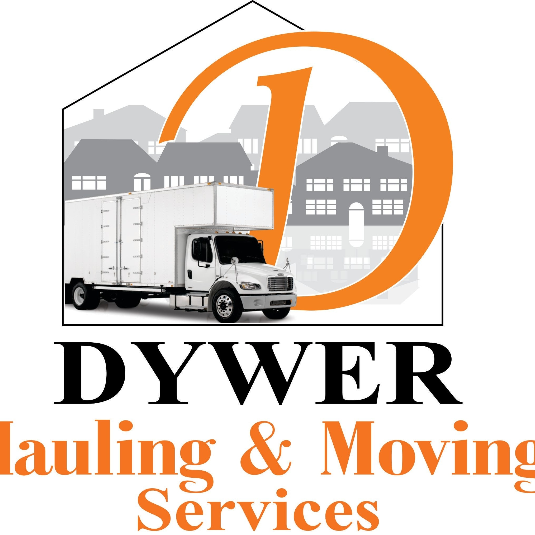 Dywer Hauling & Moving Service logo