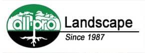 All-Pro Landscape logo