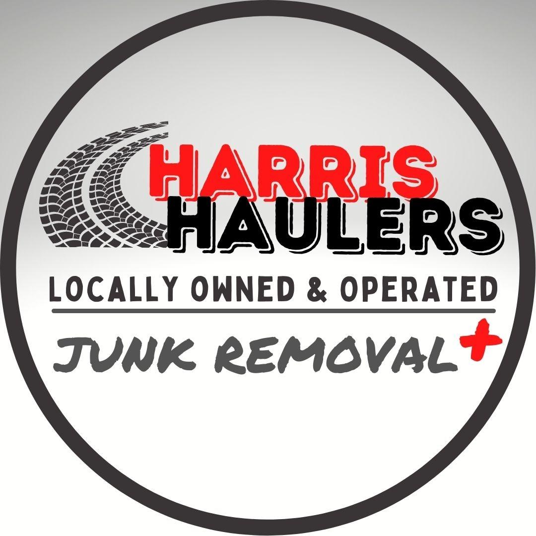 Harris Haulers logo