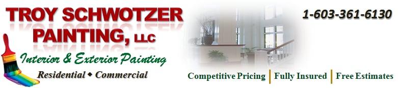 Troy Schwotzer Painting LLC logo