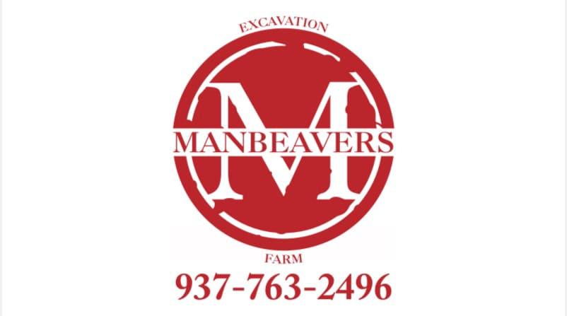 Manbeavers Excavation  logo