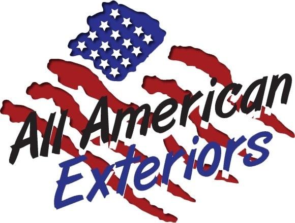 All American Exteriors logo