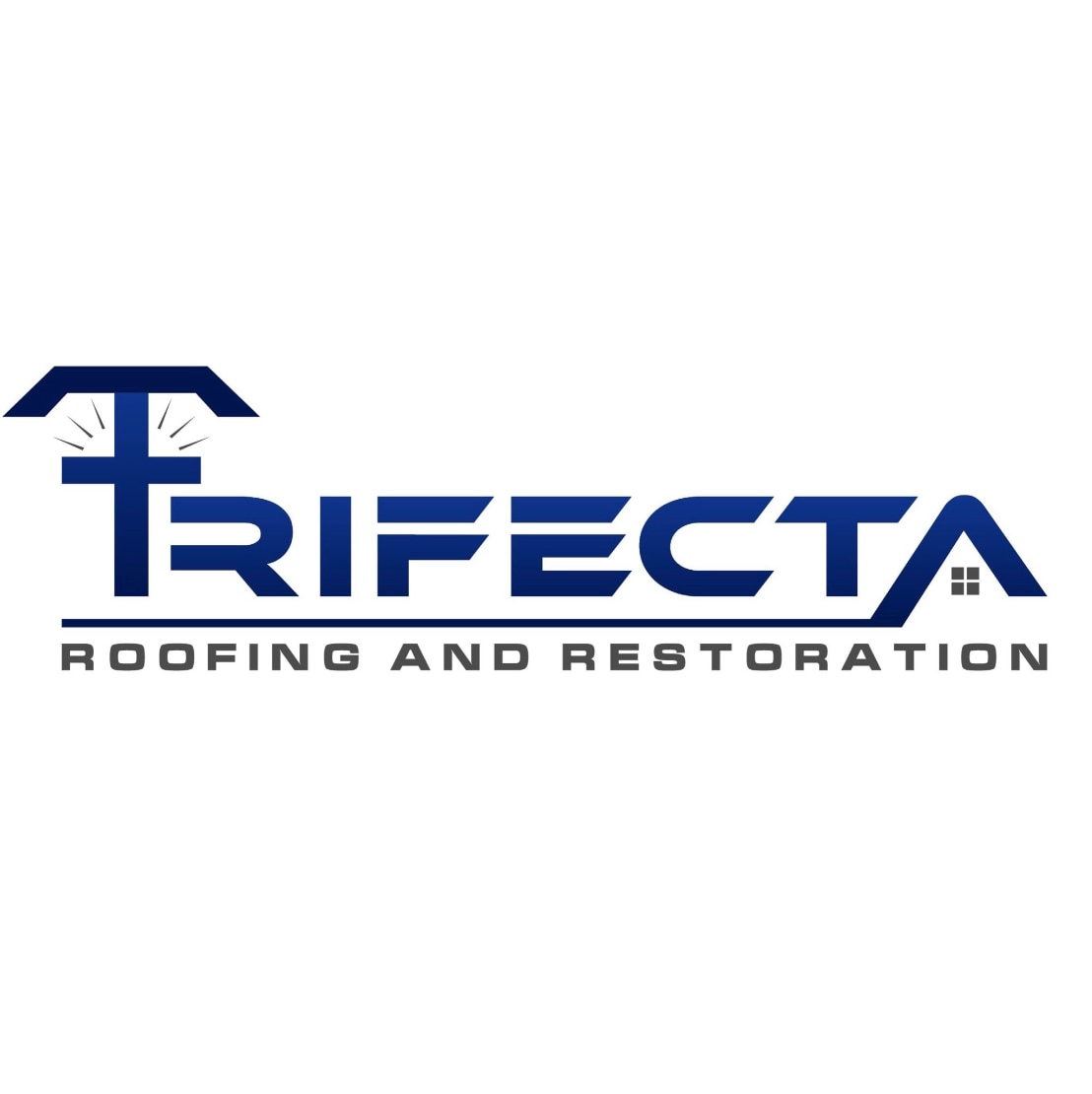 Trifecta Roofing and Restoration logo