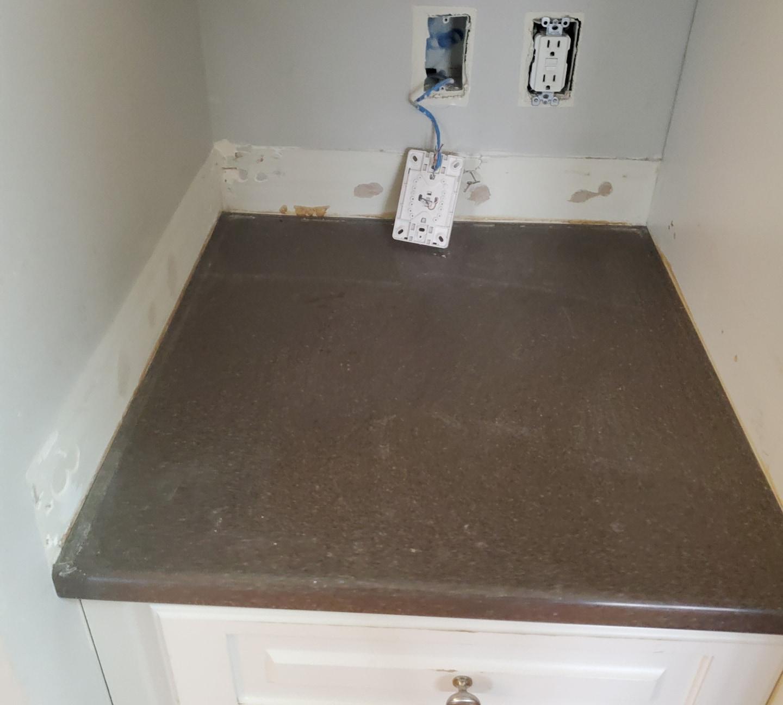 Replace Broken Sink