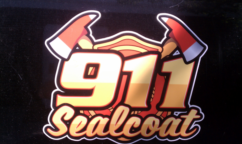 911 Seal Coat & More logo