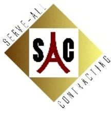 Serve All Contracting logo