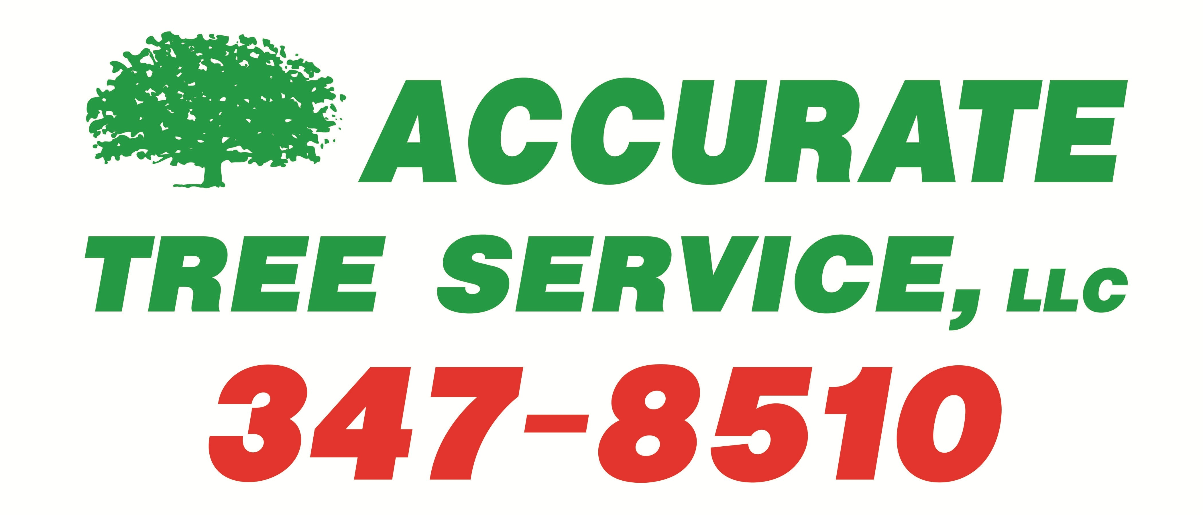 Accurate Tree Service LLC logo