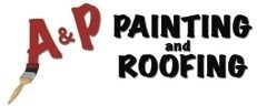 A & P Painting & Roofing logo