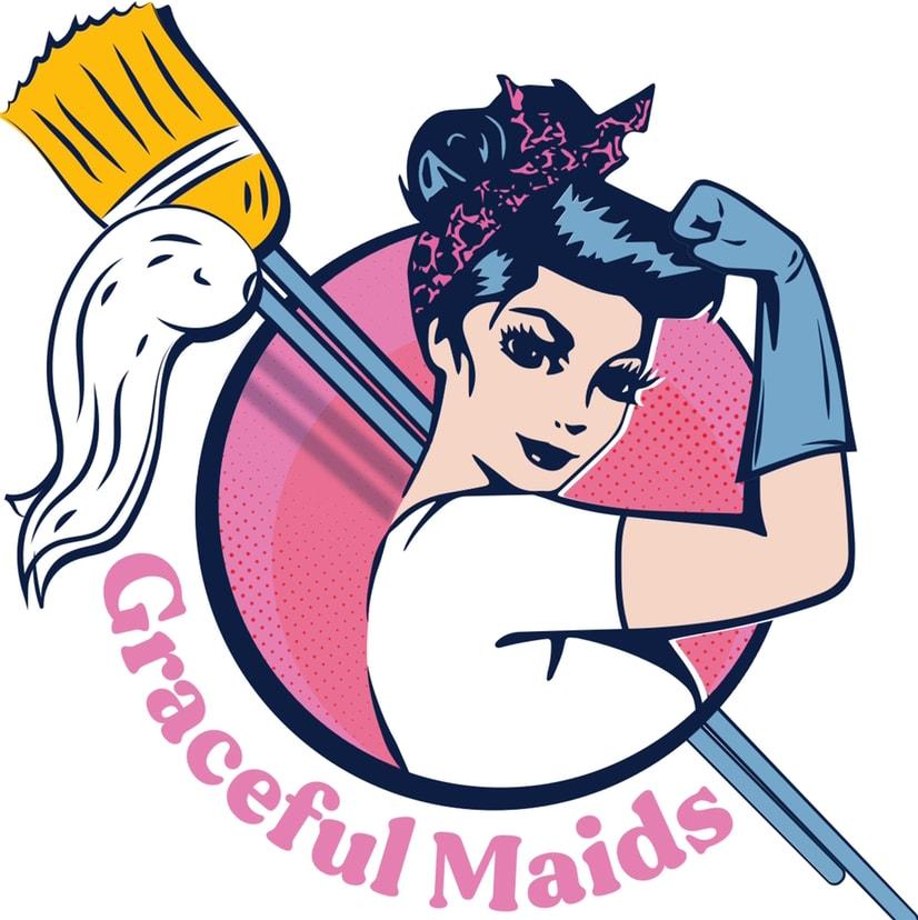 Graceful Maid Service logo