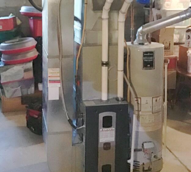 HVAC Installation - Furnace & AC