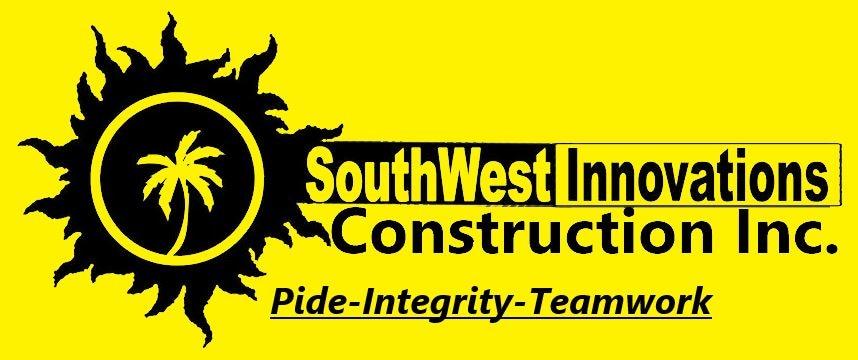 SouthWest Innovations Construction, inc logo