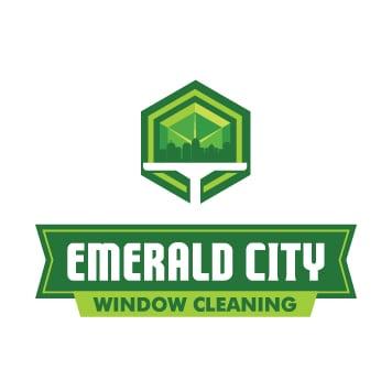 Emerald City Window Cleaning logo