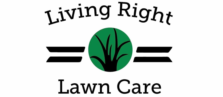 Living Right Lawn Care LLC logo