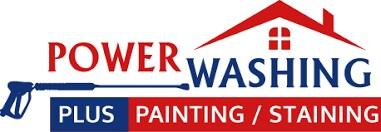GNC Power Washing Plus logo